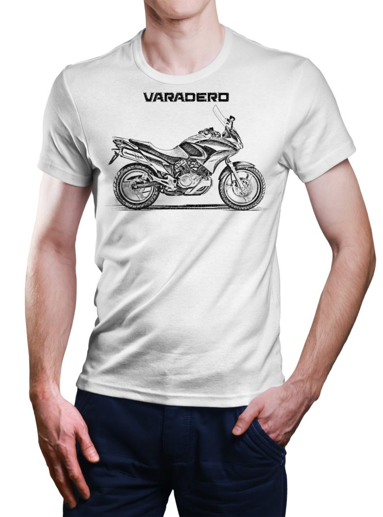 Koszulka z Honda Varadero FL