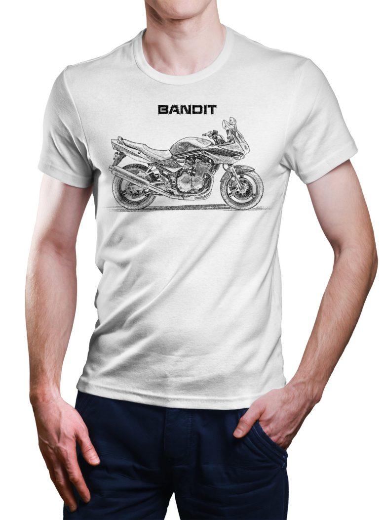 Koszulka z Suzuki Bandit S