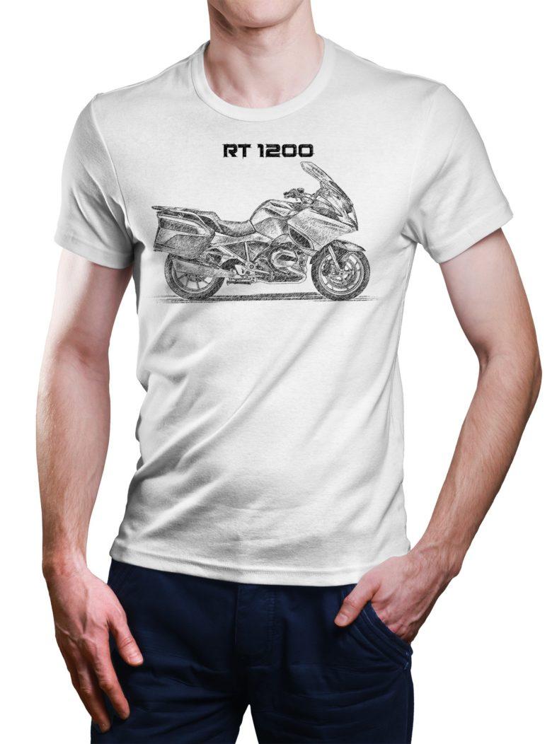 Koszulka z BMW RT 1200