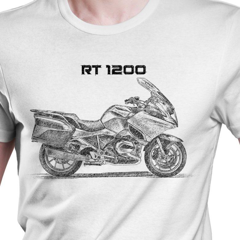 Prezent koszulka z BMW RT 1200