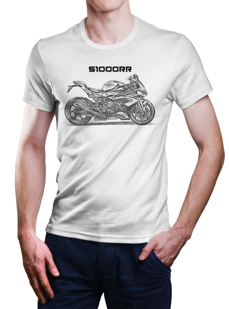 Koszulka z BMW S1000RR