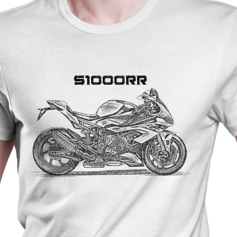 Prezent koszulka z BMW S1000RR