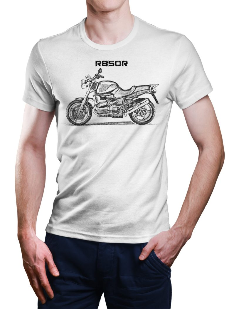 Koszulka z BMW R850R