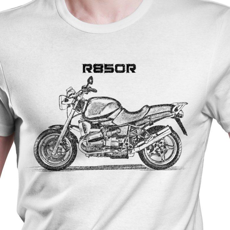 Prezent koszulka z BMW R850R