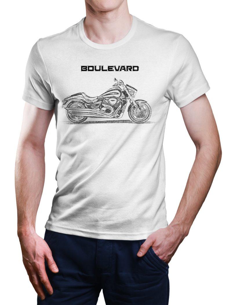 Koszulka z Suzuki Boulevard M109