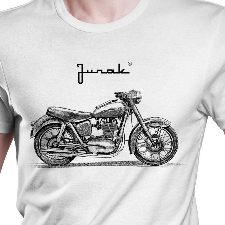 Prezent koszulka z Junak M10